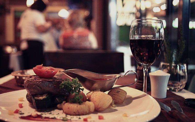 Whitefriars Dining Image