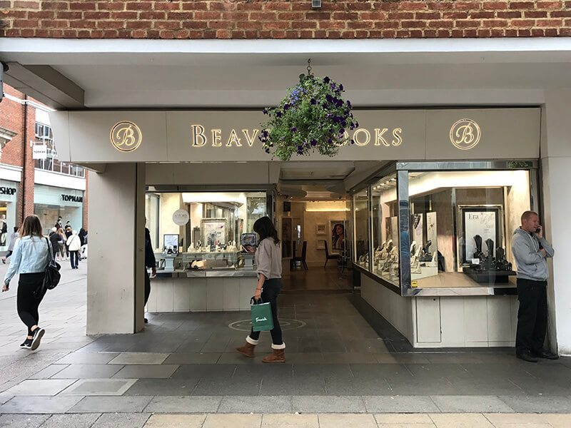 Beaverbrooks, Whitefriars, Canterbury