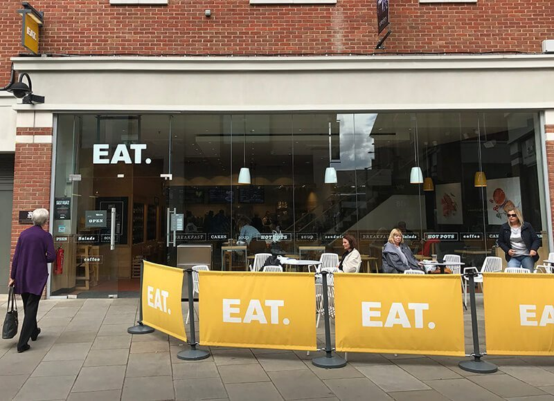 Eat, Whitefriars, Canterbury