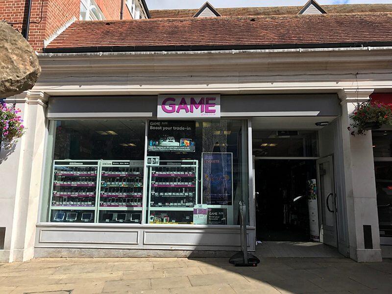 Game, Whitefriars, Canterbury