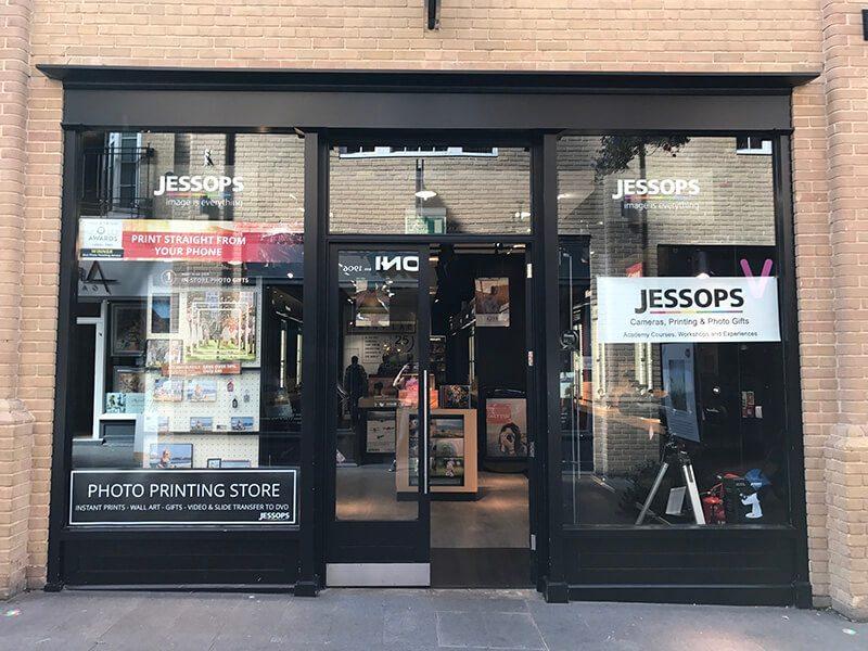 Jessops, Whitefriars, Canterbury