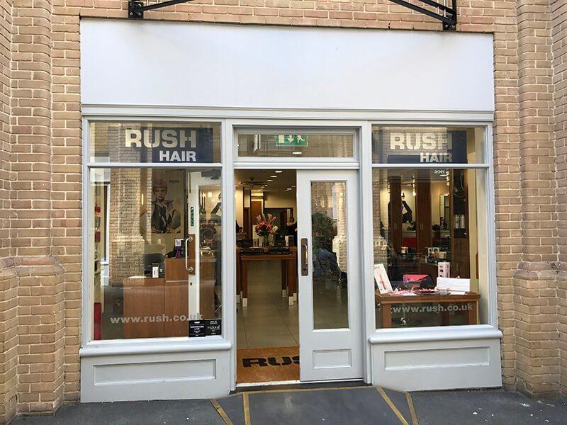 Rush Hair, Whitefriars, Canterbury