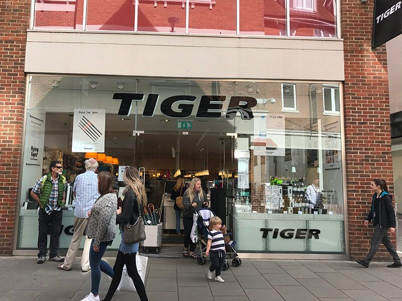 Tiger, Whitefriars, Canterbury