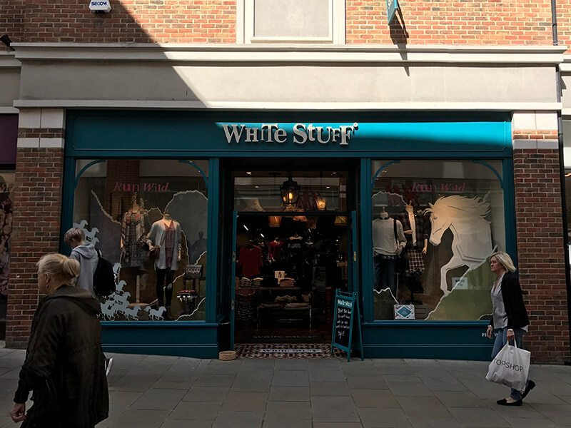 White Stuff - Whitefriars Shopping